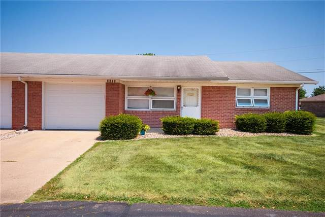 2518 Pamela Court 9/B, Anderson, IN 46012 (MLS #21662507) :: The ORR Home Selling Team
