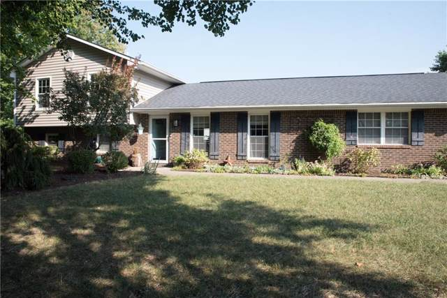 426 S Sunblest Boulevard, Fishers, IN 46038 (MLS #21664140) :: AR/haus Group Realty