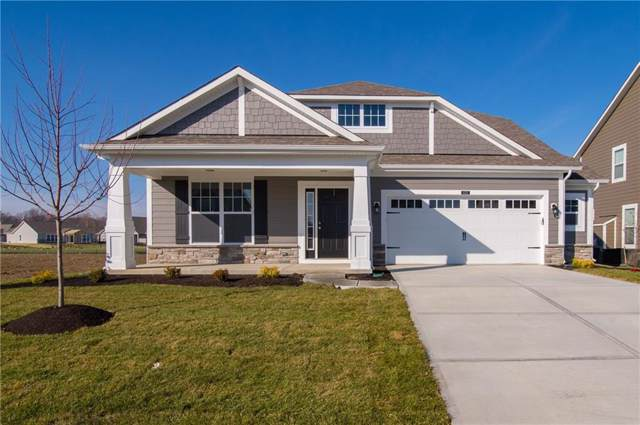 4272 West Fork Drive, Westfield, IN 46062 (MLS #21667743) :: The Evelo Team