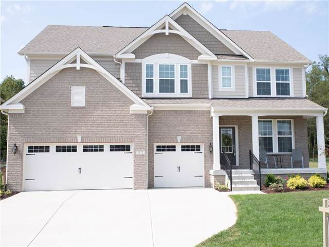 3172 Gray Hawk Drive, Columbus, IN 47201 (MLS #21668090) :: The Indy Property Source
