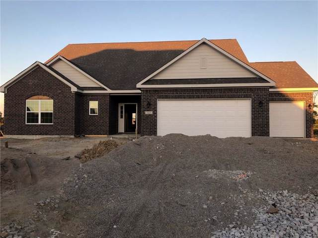 5223 Karlyn Court, Bargersville, IN 46106 (MLS #21668544) :: The Indy Property Source
