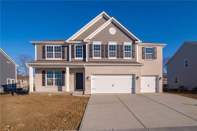 10165 Gallop Lane, Fishers, IN 46040 (MLS #21672700) :: Heard Real Estate Team | eXp Realty, LLC