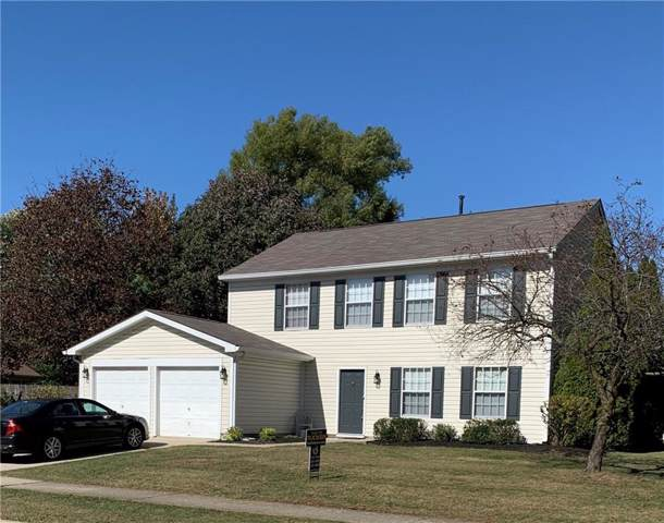 7640 Madden Drive, Fishers, IN 46038 (MLS #21672955) :: AR/haus Group Realty