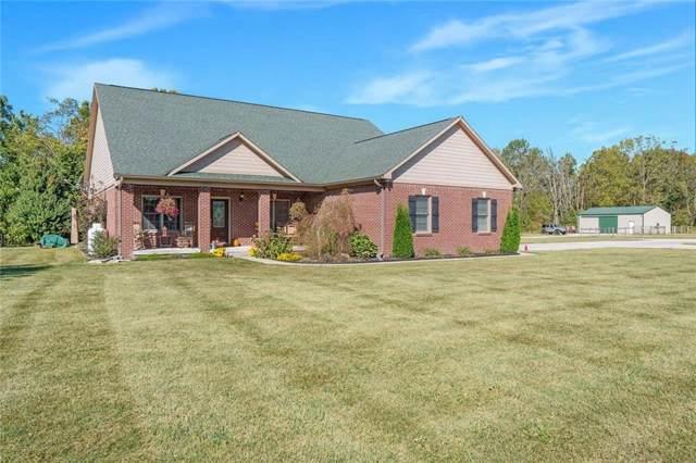 3650 S County Road 250 W, Danville, IN 46122 (MLS #21673658) :: FC Tucker Company