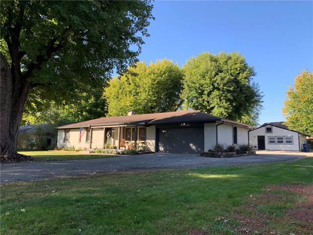 110 N Tresslar Avenue, Bargersville, IN 46106 (MLS #21675311) :: The Indy Property Source