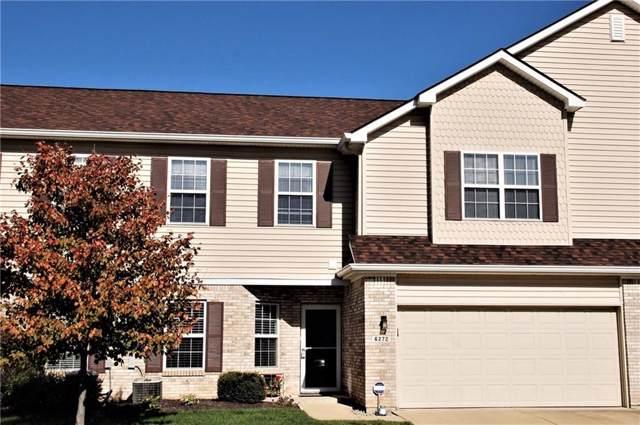 6272 Eller Creek Drive, Fishers, IN 46038 (MLS #21676183) :: The ORR Home Selling Team