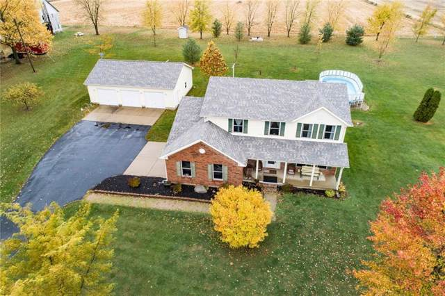 22304 Lamong Road, Sheridan, IN 46069 (MLS #21678314) :: Mike Price Realty Team - RE/MAX Centerstone