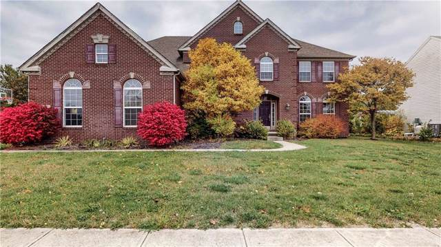 2193 Meadow Creek, Avon, IN 46123 (MLS #21678479) :: The Indy Property Source