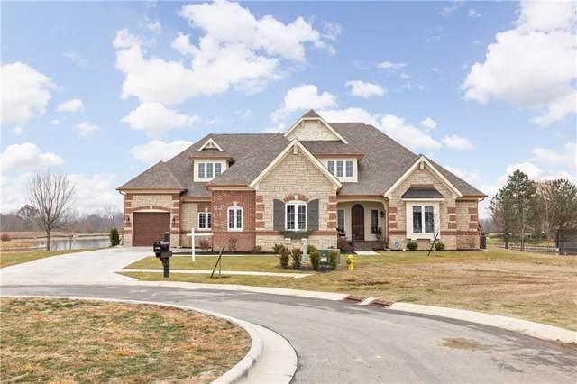 11925 West Road, Zionsville, IN 46077 (MLS #21680295) :: Richwine Elite Group