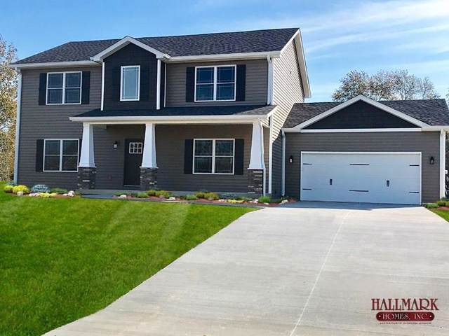 159 Woodland Drive, Pendleton, IN 46064 (MLS #21680424) :: The Star Team | RE/MAX Realty Group