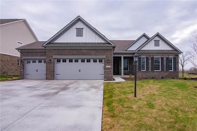 5305 Sweetwater Drive, Noblesville, IN 46062 (MLS #21680459) :: Dean Wagner Realtors