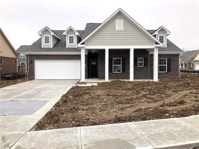2415 Somerset Circle, Franklin, IN 46131 (MLS #21681200) :: David Brenton's Team