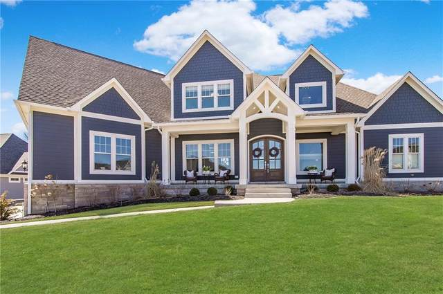 16476 Vintage Court, Westfield, IN 46062 (MLS #21681683) :: The Evelo Team