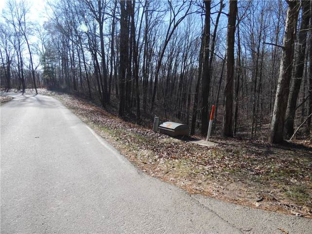 Lot 30 Persimmon Lake Drive, Seymour, IN 47274 (MLS #21682181) :: Richwine Elite Group