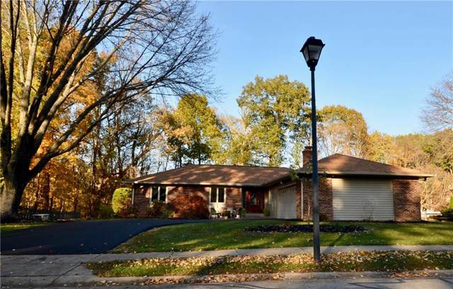 820 Elmwood Circle, Noblesville, IN 46062 (MLS #21684017) :: The Indy Property Source