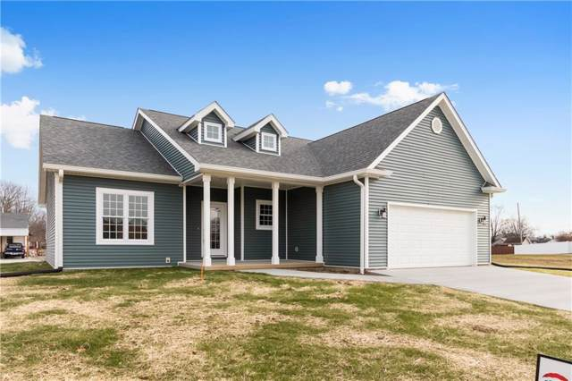356 Bryant Boulevard, Seymour, IN 47274 (MLS #21684970) :: Realty ONE Group Dream