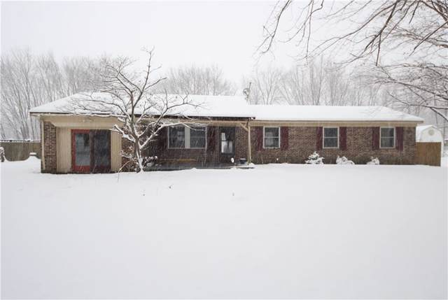 2796 E County Road 400 S, Clayton, IN 46118 (MLS #21686174) :: The Indy Property Source