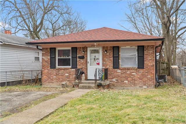 2908 N Lasalle Street, Indianapolis, IN 46218 (MLS #21687124) :: The Indy Property Source