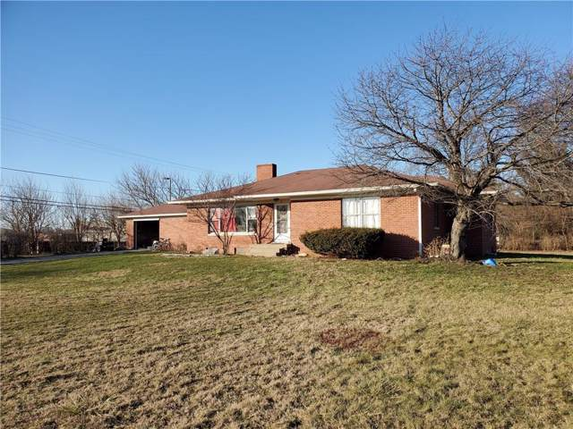 1302 E Stop 11 Road, Indianapolis, IN 46227 (MLS #21689789) :: The Indy Property Source