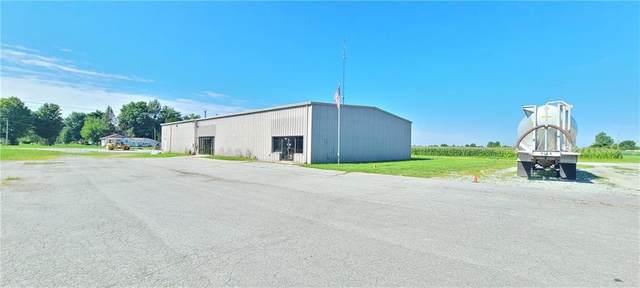 4917 N State Road 9, Anderson, IN 46012 (MLS #21690451) :: Heard Real Estate Team | eXp Realty, LLC
