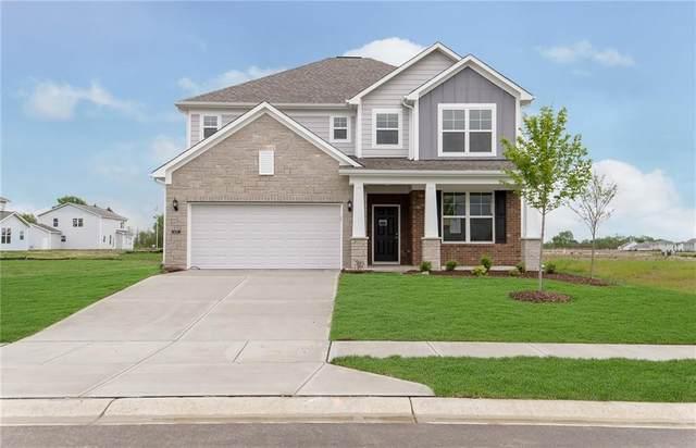 6871 Diamondleaf Way, Brownsburg, IN 46112 (MLS #21692886) :: Anthony Robinson & AMR Real Estate Group LLC
