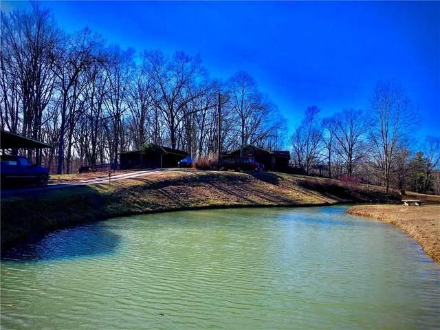 3780 Yellowwood Trail, Nashville, IN 47448 (MLS #21693239) :: Richwine Elite Group