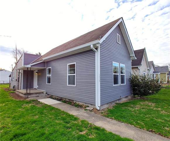 1429 Linden Street, Indianapolis, IN 46203 (MLS #21693407) :: Anthony Robinson & AMR Real Estate Group LLC