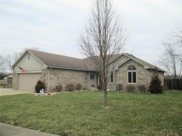 1400 Renee Drive, Plainfield, IN 46168 (MLS #21693762) :: Mike Price Realty Team - RE/MAX Centerstone