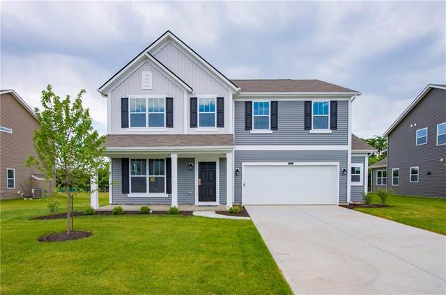 6012 Aspen Meadow Drive, Indianapolis, IN 46237 (MLS #21693896) :: Anthony Robinson & AMR Real Estate Group LLC