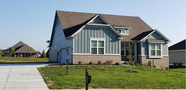 6694 Brigham Bay Drive, Avon, IN 46123 (MLS #21696730) :: Richwine Elite Group
