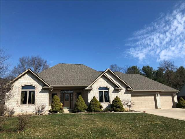 134 Wagon Trail, Mooresville, IN 46158 (MLS #21696964) :: The Indy Property Source