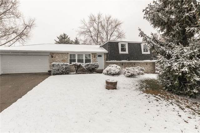 1335 Greenhills Road, Greenfield, IN 46140 (MLS #21697289) :: The ORR Home Selling Team