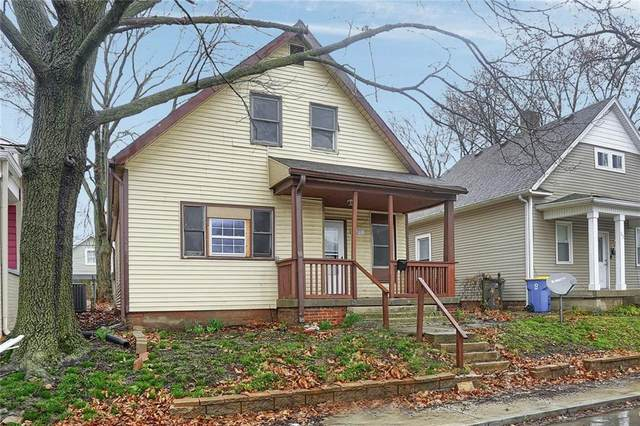 740 Parkway Avenue, Indianapolis, IN 46203 (MLS #21698183) :: The Indy Property Source