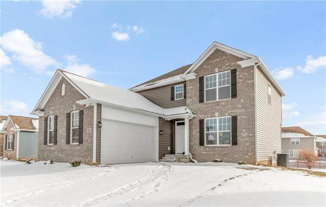 935 Burgess Hill Pass, Westfield, IN 46074 (MLS #21698363) :: The Indy Property Source