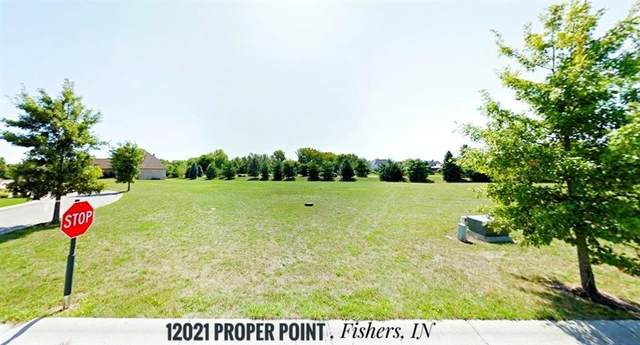 12021 Proper Point, Fishers, IN 46037 (MLS #21698935) :: Richwine Elite Group