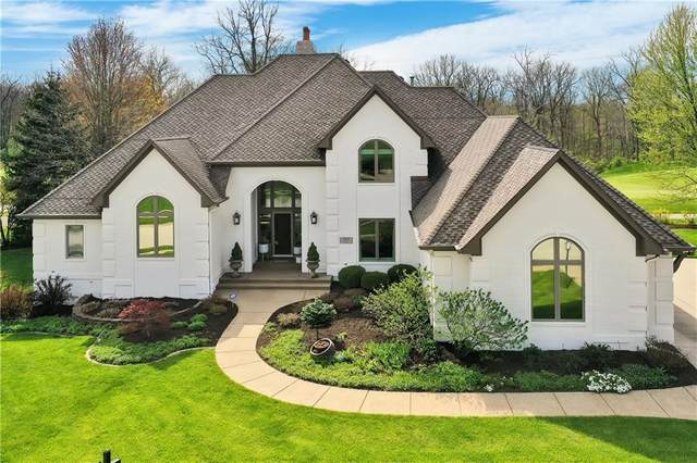 6604 Royal Oakland Place, Indianapolis, IN 46236 (MLS #21699950) :: The Indy Property Source