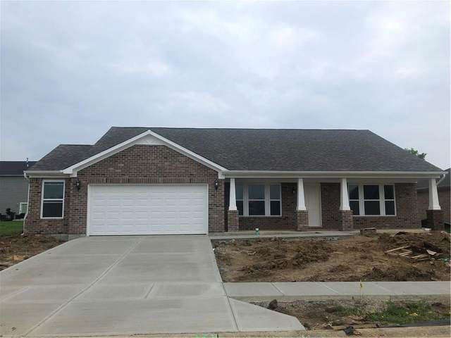 1918 Shellbark Court, Columbus, IN 47201 (MLS #21700114) :: The Indy Property Source