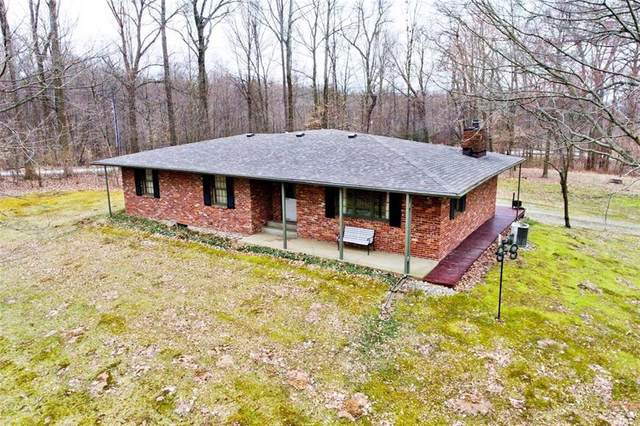 8460 N Goat Hollow Road, Mooresville, IN 46158 (MLS #21700299) :: The Indy Property Source