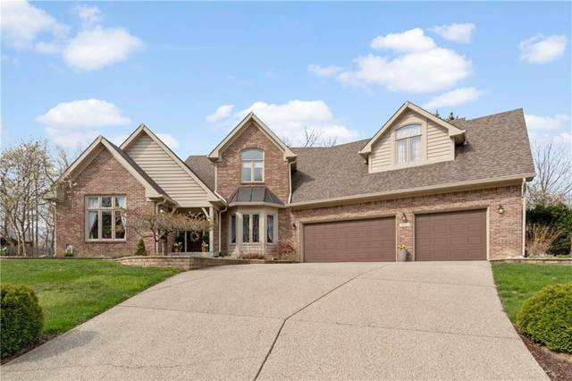 11521 Woods Bay Lane, Indianapolis, IN 46236 (MLS #21700336) :: Mike Price Realty Team - RE/MAX Centerstone