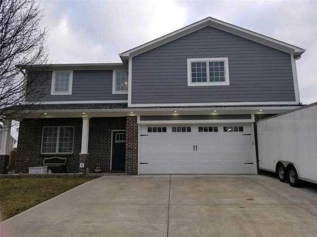 767 Booneway Lane, Bargersville, IN 46106 (MLS #21700483) :: The Indy Property Source