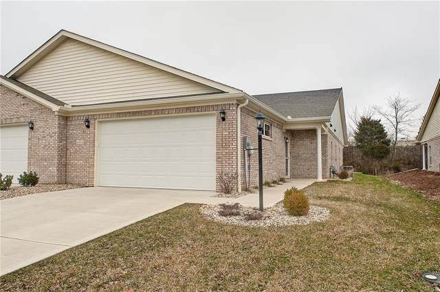 763 Disciple's Way, Greenwood, IN 46143 (MLS #21700809) :: The ORR Home Selling Team