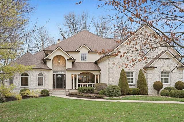 710 Penny Lane, Plainfield, IN 46168 (MLS #21700947) :: Anthony Robinson & AMR Real Estate Group LLC