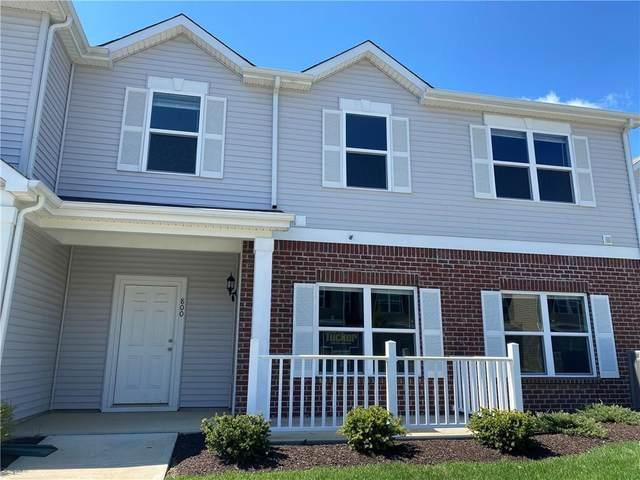 12015 Zircon Lane #800, Fishers, IN 46038 (MLS #21701570) :: Heard Real Estate Team | eXp Realty, LLC