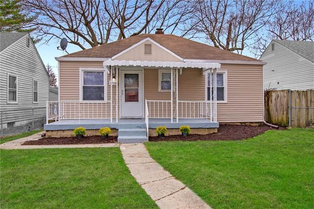 1722 N Linwood Avenue, Indianapolis, IN 46218 (MLS #21701741) :: Anthony Robinson & AMR Real Estate Group LLC