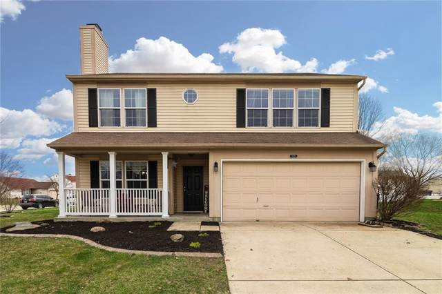 1929 Windsor Lane, Danville, IN 46122 (MLS #21702518) :: Mike Price Realty Team - RE/MAX Centerstone