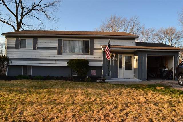 5546 Rinehart Avenue, Indianapolis, IN 46241 (MLS #21702564) :: David Brenton's Team
