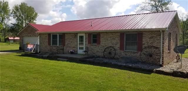 2509 S 280 W, Veedersburg, IN 47987 (MLS #21703524) :: The Indy Property Source