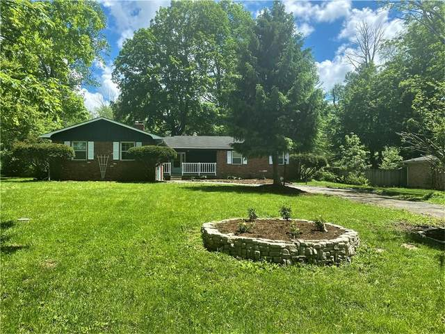 11593 Peacock Drive, Indianapolis, IN 46236 (MLS #21703698) :: Anthony Robinson & AMR Real Estate Group LLC