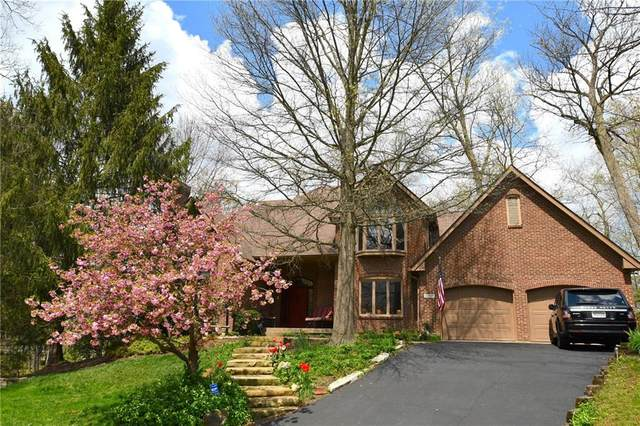 10748 Canoe Court, Indianapolis, IN 46236 (MLS #21704029) :: Mike Price Realty Team - RE/MAX Centerstone