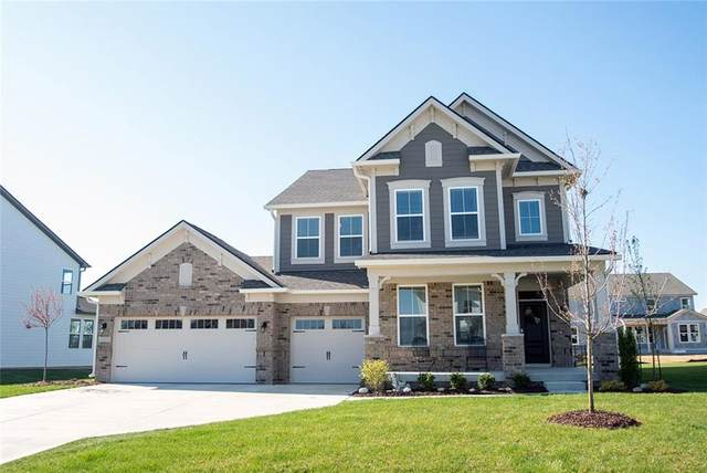 16553 Wilsons Farm Drive, Fishers, IN 46040 (MLS #21705151) :: Anthony Robinson & AMR Real Estate Group LLC